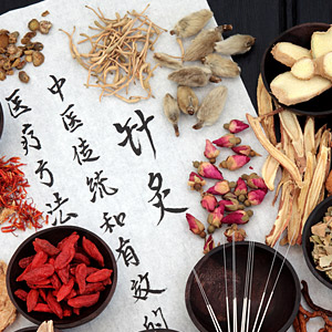 Chinese Medicine and Herbal Decoction